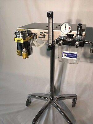 Anesthesia Machine Sevoflurane Tec 3 Vaporizer - Veterinary  All New