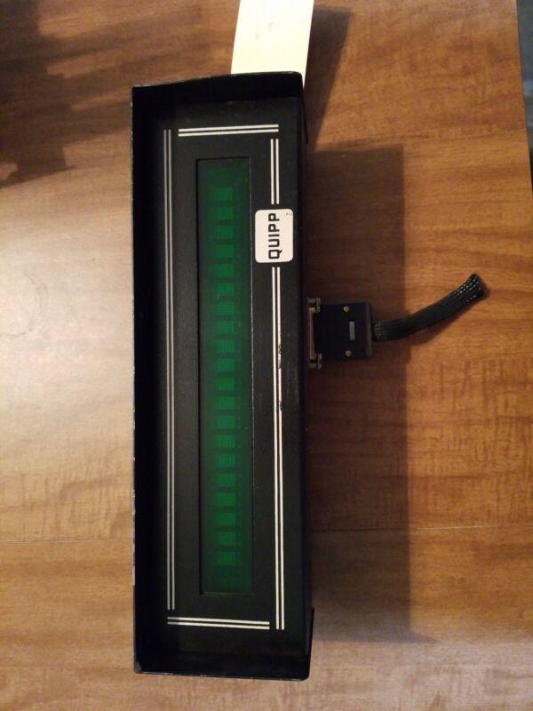 Quipp 20 Digit LED Display Module