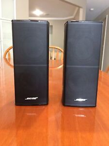 Two as new Bose cube speakers Burleigh Waters Gold Coast South Preview