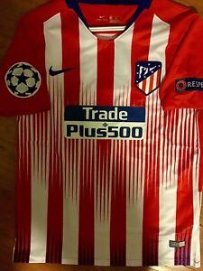 cheap for discount e3c92 59d12 france atletico madrid shirt antoine griezmann 7 jersey mens ...