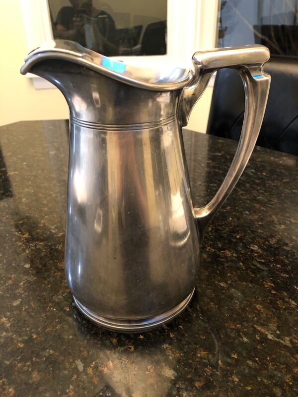 Vintage Mappin & Web Water Pitcher, M29157