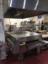Pizza shop fully fited out ready for trade Fortitude Valley Brisbane North East Preview