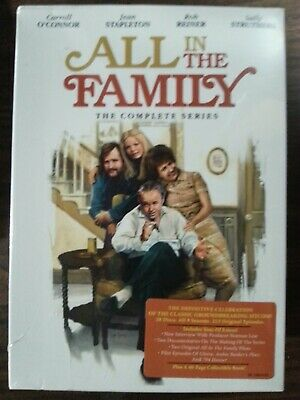 All In The Family: The Complete Series dvd seasons 1-9 box set