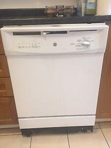 GE dishwasher, older but works, need gone