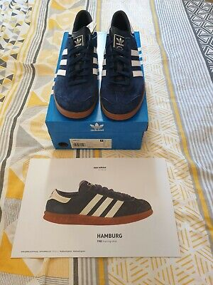 Adidas Hamburg OG 2014 UK10 BNIBWT