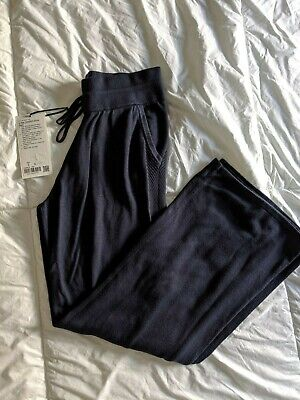 Lululemon In The Comfort Zone Pant Size 6 True Navy
