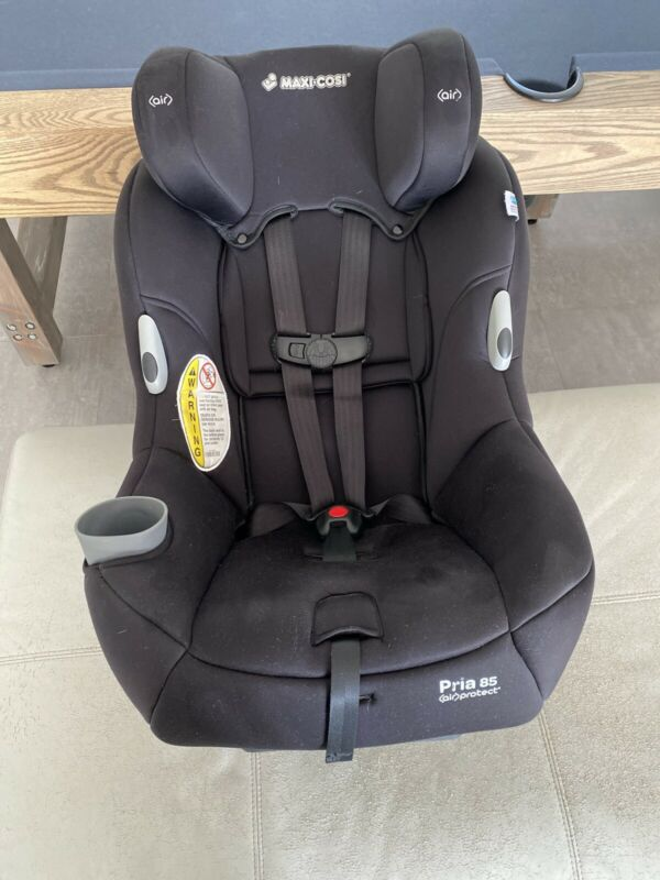 Maxi-Cosi CC121BIZ Pria 85 Convertible Car Seat - Devoted Black