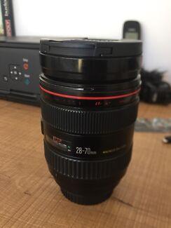 Canon 28-70mm 2.8
