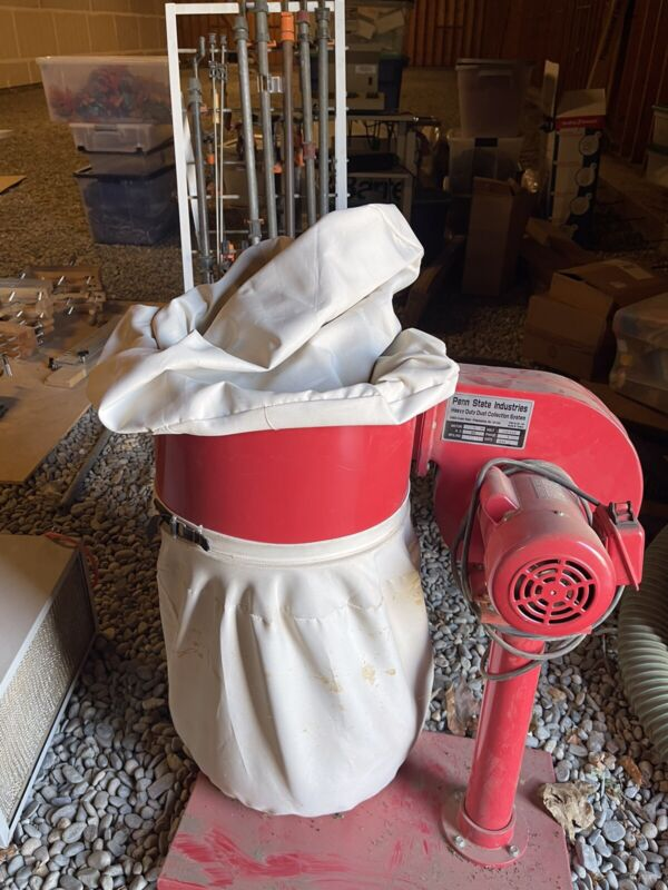 Woodworking Dust Collection System, 1 HP