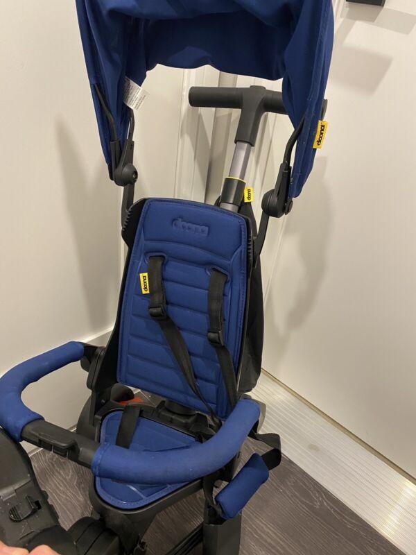 Doona Liki Trike S3 - Royal Blue Seat only