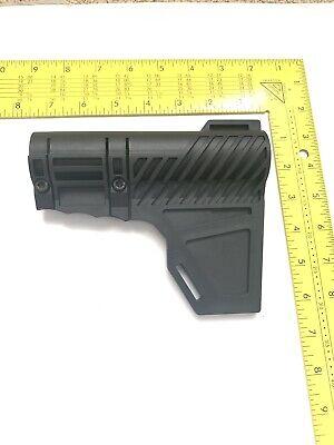 Polymer Blade Stabilizer Extension Screw Bolt on Black