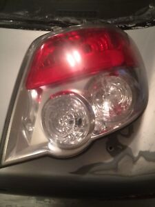 Subaru Impreza wagon right side taillight 07