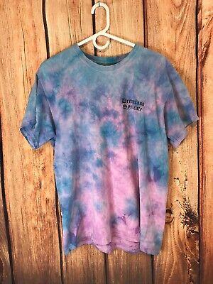 Dreamland Syndicate TYE Dye Short Sleeve Tee T-shirt SZ M
