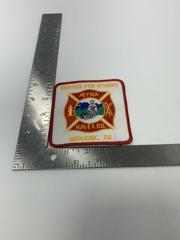 NEWARK DELAWARE FIRE DEPARTMENT PATCH SERVICE FOR OTHERS AETNA