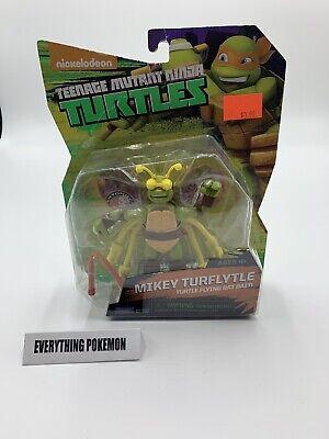 TMNT: MIKEY TURFLYTLE - Ninja Turtle Flying Bat Bait Action Figure!