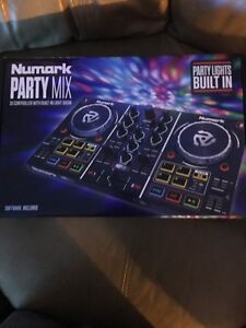 DJ set numark party mix