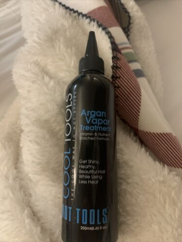 Cool Tools By HOT TOOLS Argan Vapor Treatment Serum HTCT8 - 250mL/8oz Bottle - $79.99