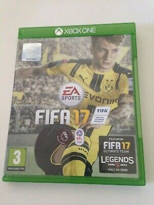 XBOX ONE GAME: FIFA17 - EA Sports Football/Soccer for sale  Shipping to Nigeria