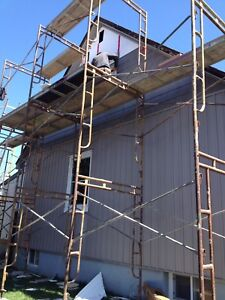 FREE DELIVERY - SCAFFOLDING FOR RENT CHEAPER