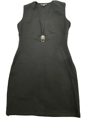 Versus Versace Bodycon Dress - Uk 14