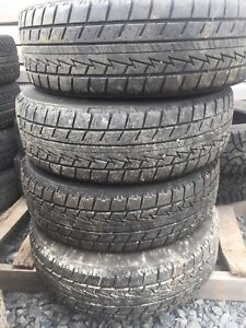 185/60r14 tires lots of tread $100 text 902 222 5775