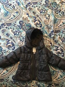Girls Old Navy Frost Free Winter Jacket 2T