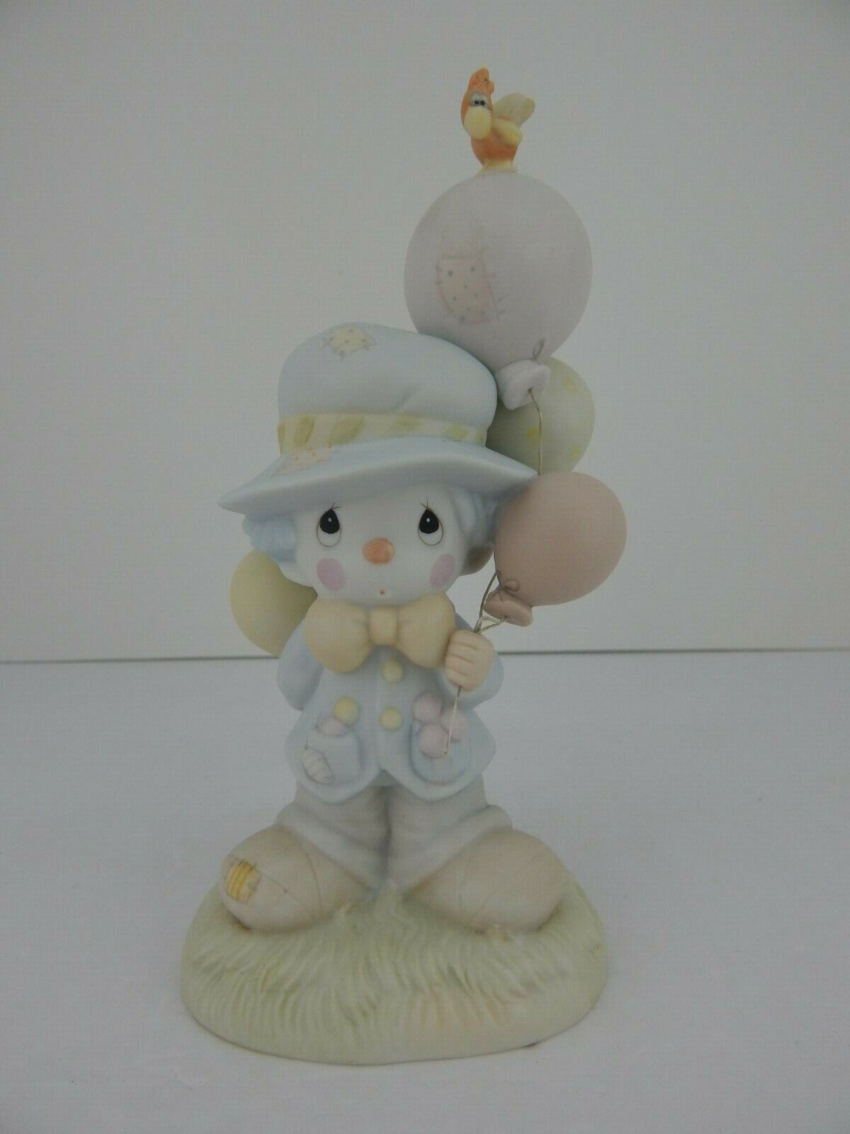 Enesco Precious Moments I Get A Bang Out Of You Figurine #12262 w/Box (733)