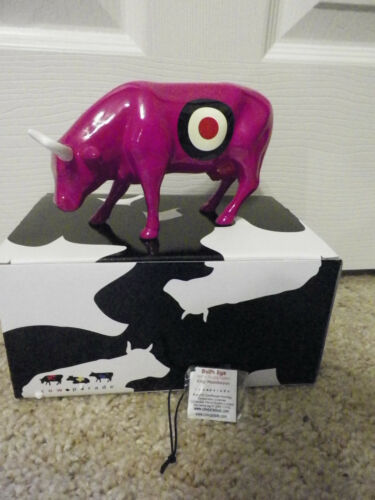 cowparade bull