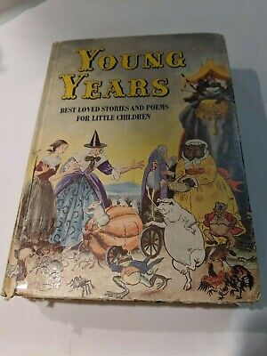 Young Years : Best Loved Stories and Poems for Little Children Good (Best Poems For Kids)