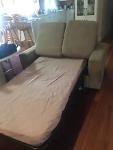 Double sofa single fold out bed East Kurrajong Hawkesbury Area Preview