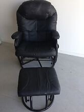 Valco Baby Nursing Chair with Ottoman | RRP $399 | Rocking Chair Hope Island Gold Coast North Preview