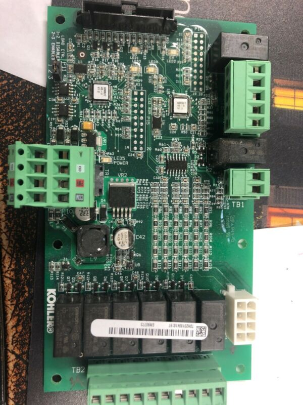 Kohler GM90773 logic board
