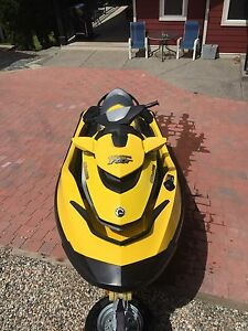 2009 Sea Doo Rxt 255 is