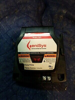 Beckett Genisys 7505 Oil Burner Primary Control Used