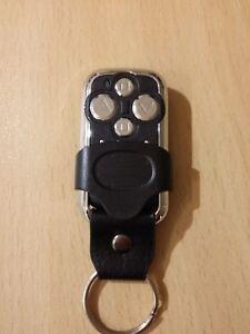 1 x Garage roller door / roller shutter remote fobs for DRS Euro kit