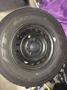 Toyota wheels and 265/65 R17 tyres Marayong Blacktown Area Preview