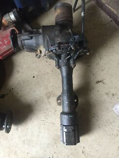 Toyota hilux 4x4 front diff