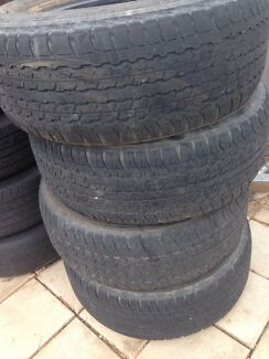 205/65R17 4WD tyres