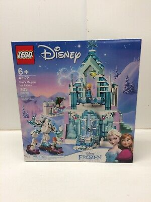 Lego Frozen Elsa's Magical Ice Palace 43172