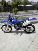 Yamaha WR450 2005 Hadfield Moreland Area Preview