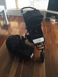Mountain Buggy Pram + Bassinet and more Quinns Rocks Wanneroo Area Preview