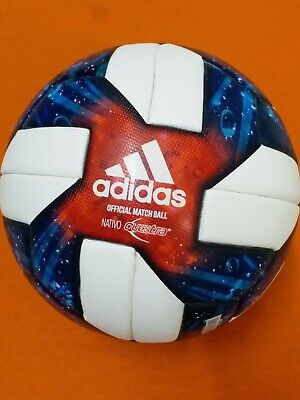 ADIDAS NATIVO QUESTRA MLS FIFA APPROVED OFFICIAL MATCH BALL SIZE 5