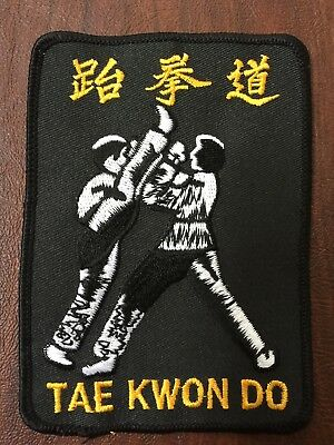 Instructors patch Assistant or Trainee korean english Tang Soo Do tae kwon do