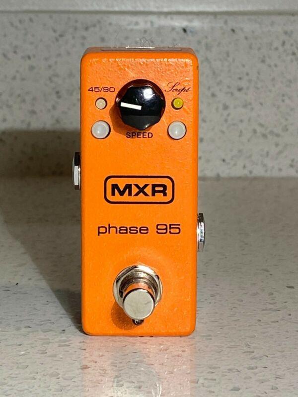 MXR Phase 95 Shifter Guitar Effect Pedal