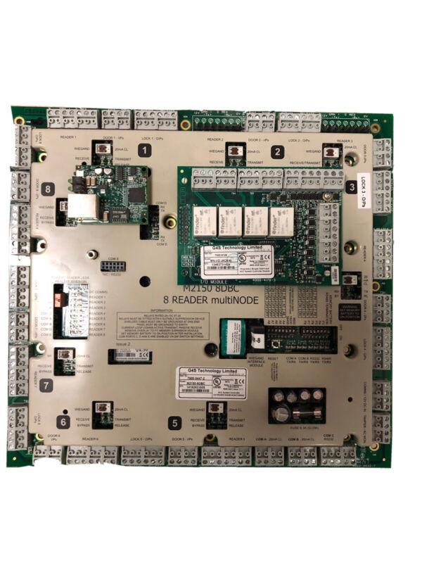 AMAG Symmetry M2150 8 Reader MultiNODE Controller with I/O Board