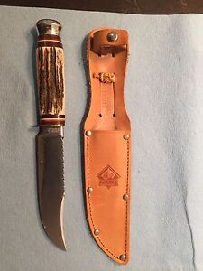 Vintage group of collectable PUMA Knives