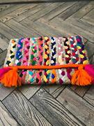Kookai Colourful woven bag Attwood Hume Area Preview
