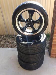 wheels/rims/tyes Wodonga Wodonga Area Preview