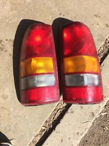 Chevy taillights