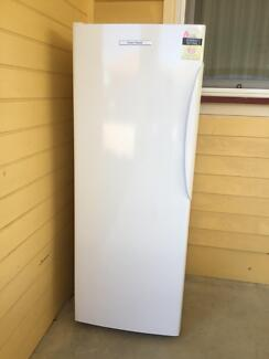 Fisher and Pykal upright freezer